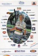 CYCLISME TOUR  DE  FRANCE  Autographe DIANA ZILIUTE - Cycling