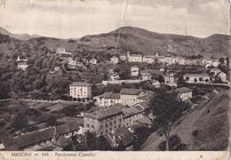MASONE PANORAMA CASTELLO VG  AUTENTICA 100% - Genova (Genoa)