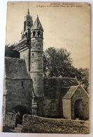 Henvic. L'église Et La Vieille Tour - Carantec