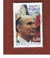 FRANCIA (FRANCE) - SG 3361 - 1997  PRESIDENT F. MITTERAND   -    USED - Francia