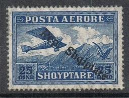 ALBANIE AERIEN N°10 N* - Albanie