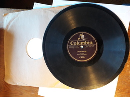 Columbia  -  Anni '20.   Nr. D 4990.  Banda Columbia - 78 T - Disques Pour Gramophone