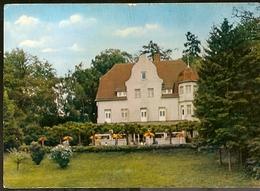 Germany & Circulated, Greetings From Frankfurt, Balkon Der Stadt Kur Und Waldhotel Lindenlust, Lisboa 1970 (4333) - Souvenir De...