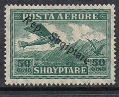 ALBANIE AERIEN N°11 N* - Albanie