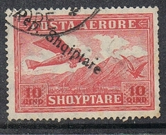 ALBANIE AERIEN N°9 - Albanie