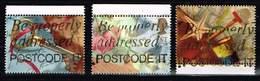 GB 1992, Michel# 1377, 1379 + 1386 O     Greetings Stamps 1992 - Memories - 1952-.... (Elisabeth II.)