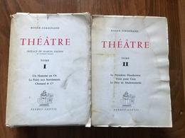 Théâtre De Roger-Ferdinand - Dédicacé - Livres, BD, Revues