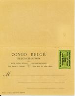 GEA  RUANDA URUNDI  PS STIBBE 15 UNUSED - Stamped Stationery