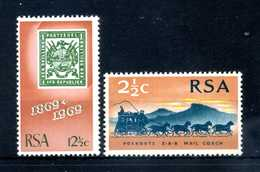 1969 RSA SERIE COMPLETA * - Neufs