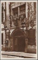 Eingang Zum Thüringer Hof, Leipzig, Sachsen, C.1930s - Cramer Foto-AK - Leipzig