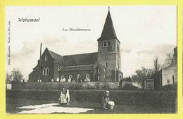 * Watermaal Bosvoorde - Watermael Boitsfort (Bruxelles) * (Nels, Série 11, Nr 419) Les Blanchisseuses, église, Linge TOP - Watermael-Boitsfort - Watermaal-Bosvoorde