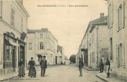 Lot De 50 CPA De Vendée 85 Plusieurs Animations - Postcards