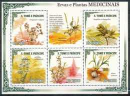 [35272]Sao Tome Et Principe - Herbes Et Plantes Médicinales - Végétaux