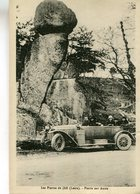 LES PIERRES DE JAS(AUTOMOBILE) - Dolmen & Menhirs