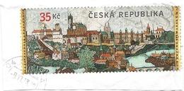 CHEQUIA 2006 - CESKA REPUBLIKA - 1 SELLO USADO - Tchéquie
