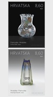 Kroatië / Croatia - Postfris / MNH - Complete Set Joint-Issue Frankrijk-Kroatië 2018 - Kroatië