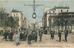 Lot De 50 CPA De Versailles Plusieurs Animations - Cartes Postales
