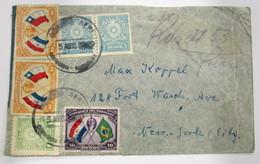 Paraguay 413-5(2)+Aéreo 109-10(2) - Paraguay