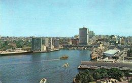 SYDNEY SKYLINE-1964 - Sydney