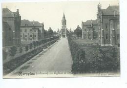 MERKSPLAS - MERXPLAS COLONIE Colonie - Eglise Et Dortoirs Kerk En Slaapzalen - Merksplas