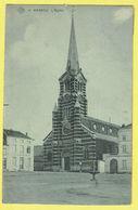 * Rebecq (Waals Brabant) * (SBP, Nr 3) L'église, Kerk, Church, Kirche, Fontaine, Square, Place, Unique, TOP - Rebecq