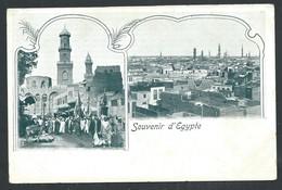 +++ CPA - Afrique - Souvenir D' EGYPTE  // - Egypte
