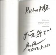 Dédicace De Jake Adelstein - Tokyo Vice - Livres, BD, Revues