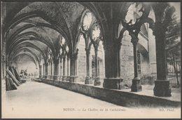 Le Cloître De La Cathédrale, Noyon, Oise, C.1910 - Neurdein CPA ND3 - Noyon