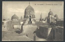 +++ CPA - Afrique - EGYPTE - LE CAIRE - CAIRO - Tombeaux Des Kalifes  // - Le Caire