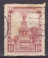Messico, 1923/34 - 10c Cuauhtémoc Monument - Nr.655 Usato° - Messico
