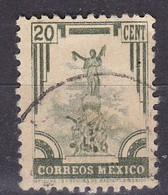 Messico, 1934/40 - 20c Independence Monument, Puebla - Nr.714a Usato° - Messico