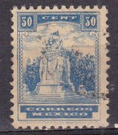 Messico, 1934/40 - 30c Monument To The Heroic Cadets - Nr.716B Usato° - Messico