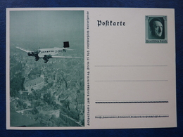 Fest-Postkarte Zum Reichsparteitag 1937, Hitler, Ungebraucht, Deutsches Reich Ganzsache (C) - Deutschland