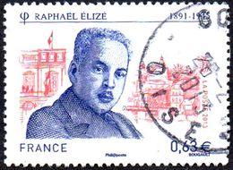 Oblitération Cachet à Date Sur Timbre De France N° 4724 ** Raphael Elisé - France