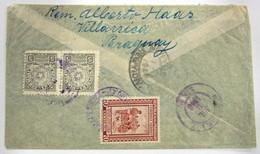 Paraguay 456A(2)+Aéreo 133 - Paraguay