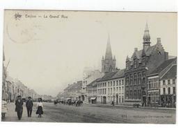 Eecloo  -  La Grand'Rue  STAR 411 - Héliotypie De Graeve,Gand   1911 - Eeklo
