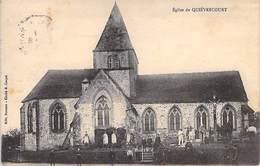 76 - QUIEVRECOURT - Eglise - Altri Comuni
