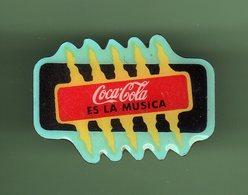 COCA COLA *** ES LA MUSICA *** 0098 - Coca-Cola