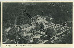Bad Lausick - Kurhotel Herrmannsbad - Verlag Friedrich Klinghammer Bad Lausick - Bad Lausick