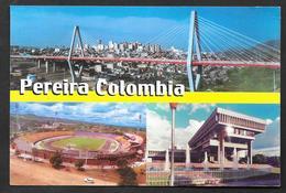 COLOMBIA PEREIRA ESTADIO HERNAN RAMIREZ VILLEGAS STADIO FOOTBALL - Colombia