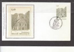 3260 Lieux De Pélerinage - Buggenhout - 500ans De La Chapelle Du Bois - 2001-10