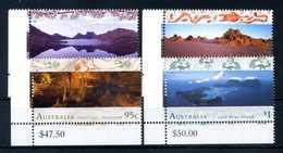 1996 AUSTRALIA SET MNH ** - Nuovi