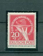 Berlin, Für Währungsgeschädigte, Nr. 69 Postfrisch ** - [5] Berlin