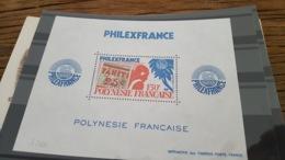 LOT 429711 TIMBRE DE COLONIE POLYNESIE NEUF** LUXE - Blocs-feuillets