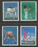 Thailand - 1990 Sports Welfare Used   Sc B70-3 - Thailand