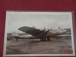 """CPA - """"L'ensign"""", Quadrimoteur Armstrong Siddeley De La Cie Imperial Airways - 1939-1945: 2ème Guerre"""
