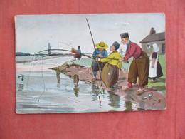 Fishing  Dutch     Ref 3098 - Fishing