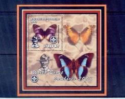 Mozambique / 2002 Rare Butterflies./mnh.good Condition - Papillons