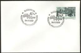 NORWAY «Ålesund 89 Regional Stamp Exh.» (lighthouse) - Philately & Coins