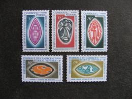 Cameroun-  TB Série  N° 472 Au N° 476. Neufs XX . - Cameroun (1960-...)